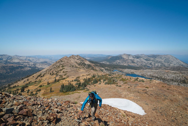 short day hikes south lake tahoe