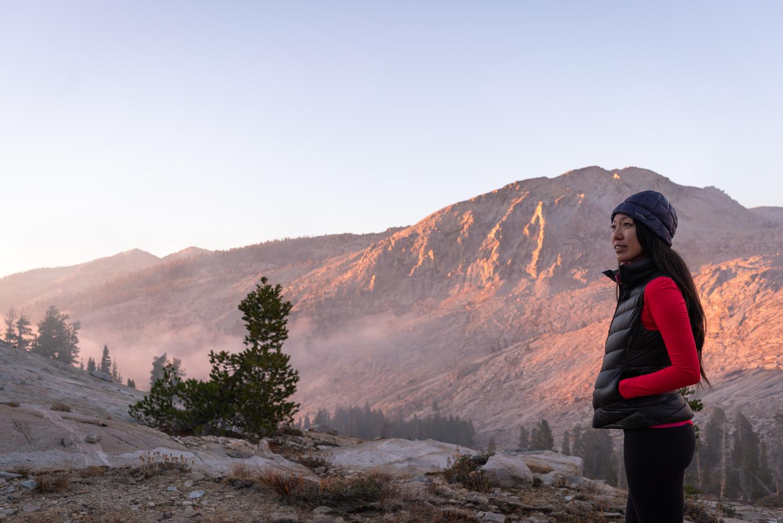 overnight Sierra backpacking trips