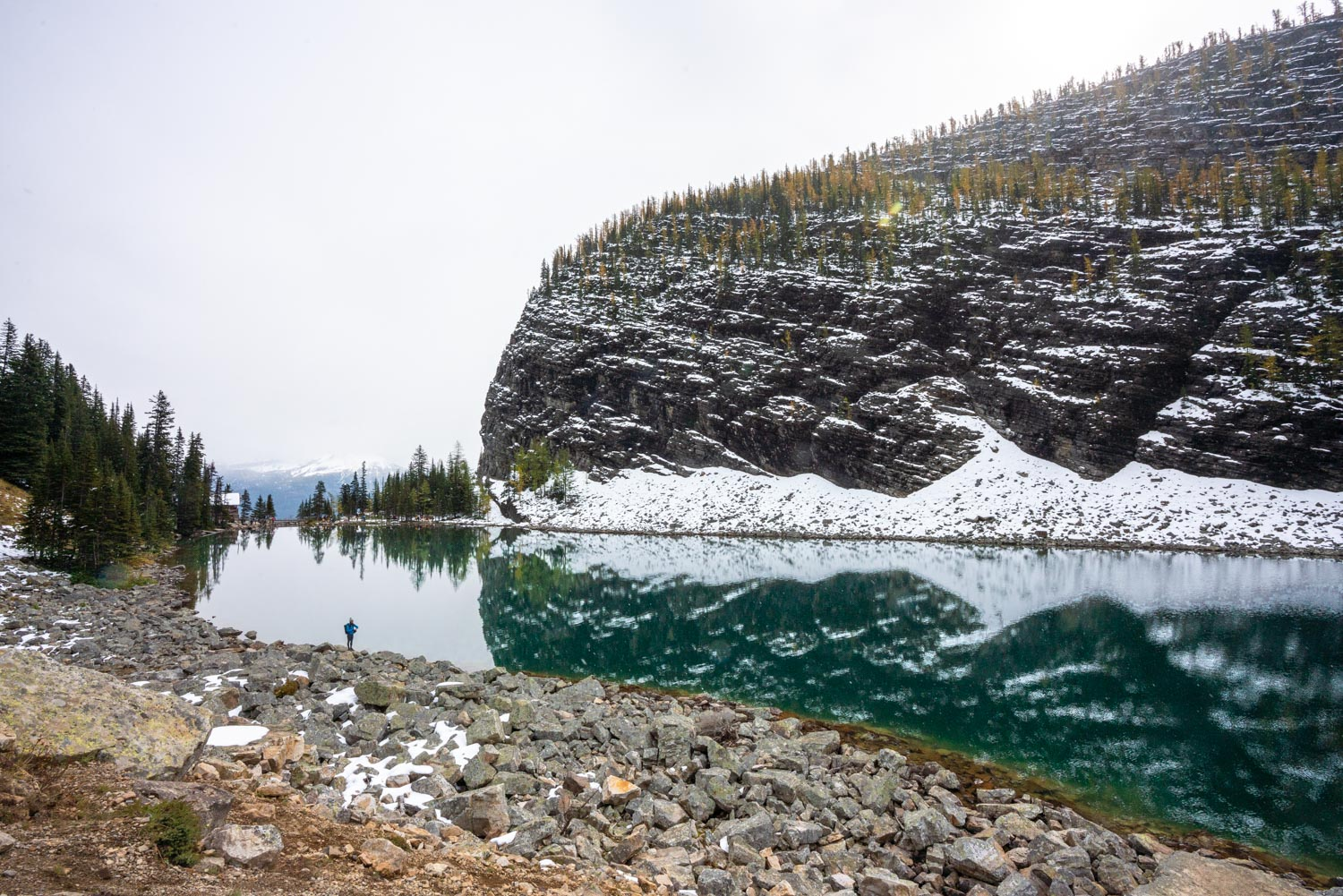 Top Banff hikes in the fall