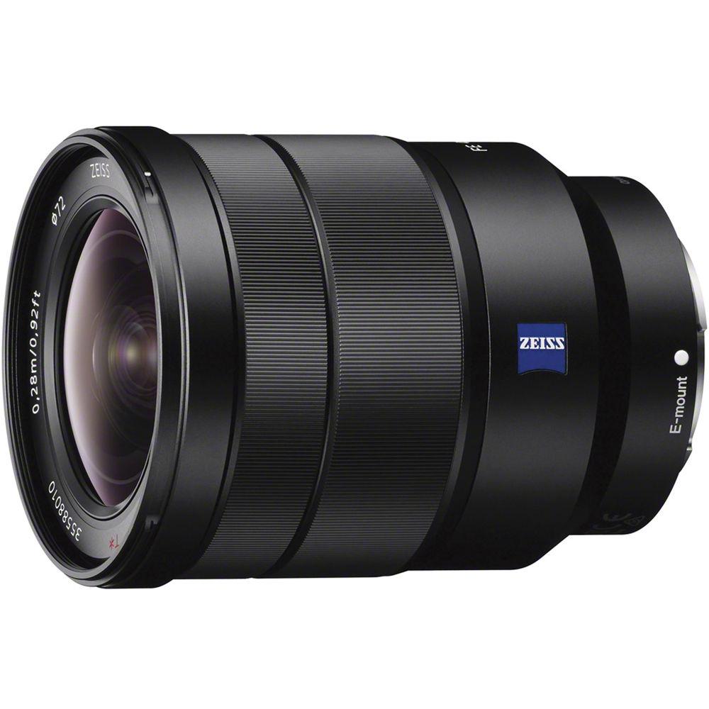 Sony FE 16-35mm F4 wide lens