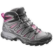 Rugged multiday hiking boot - Salomon