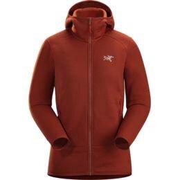Versatile fleece jacket - Arcteryx