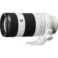 Sony FE 70-200 F4 zoom lens