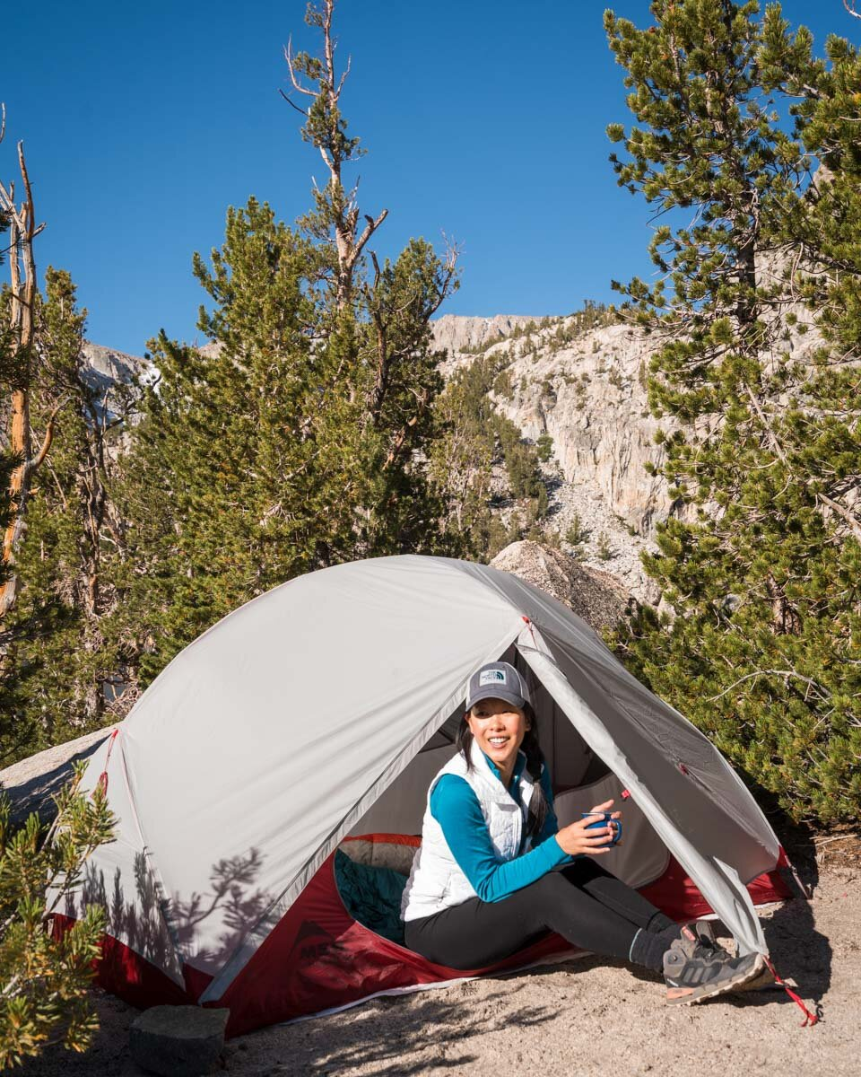 what to bring backpacking toiletries