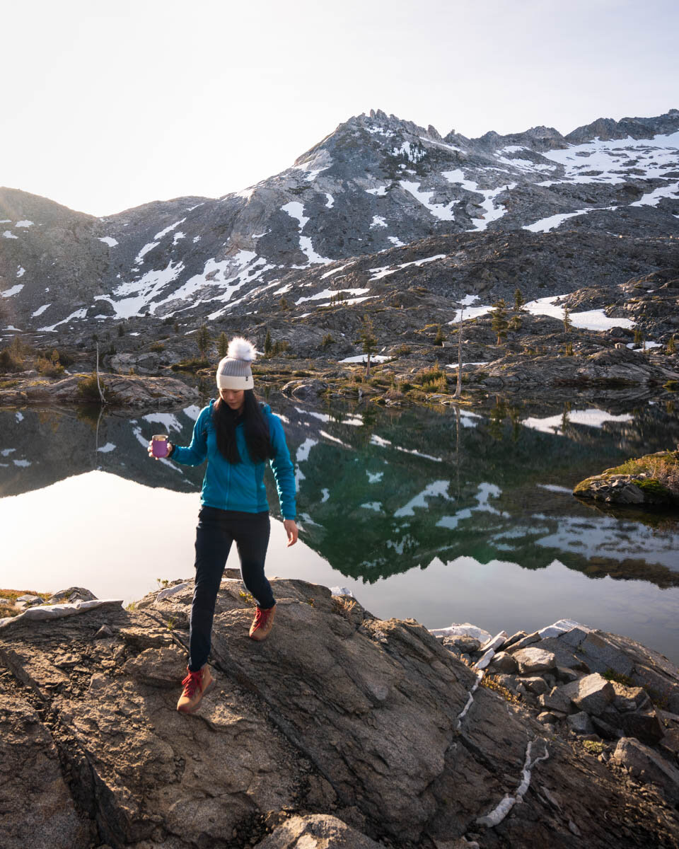 what to bring weekend backpacking trip
