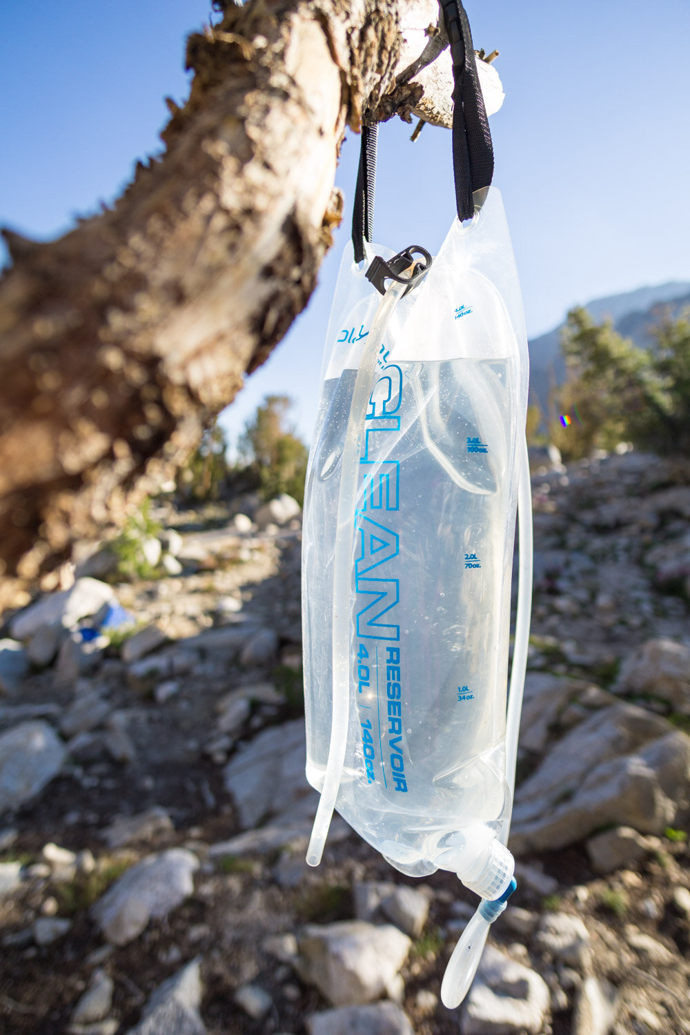 water filter for backpacking essentials