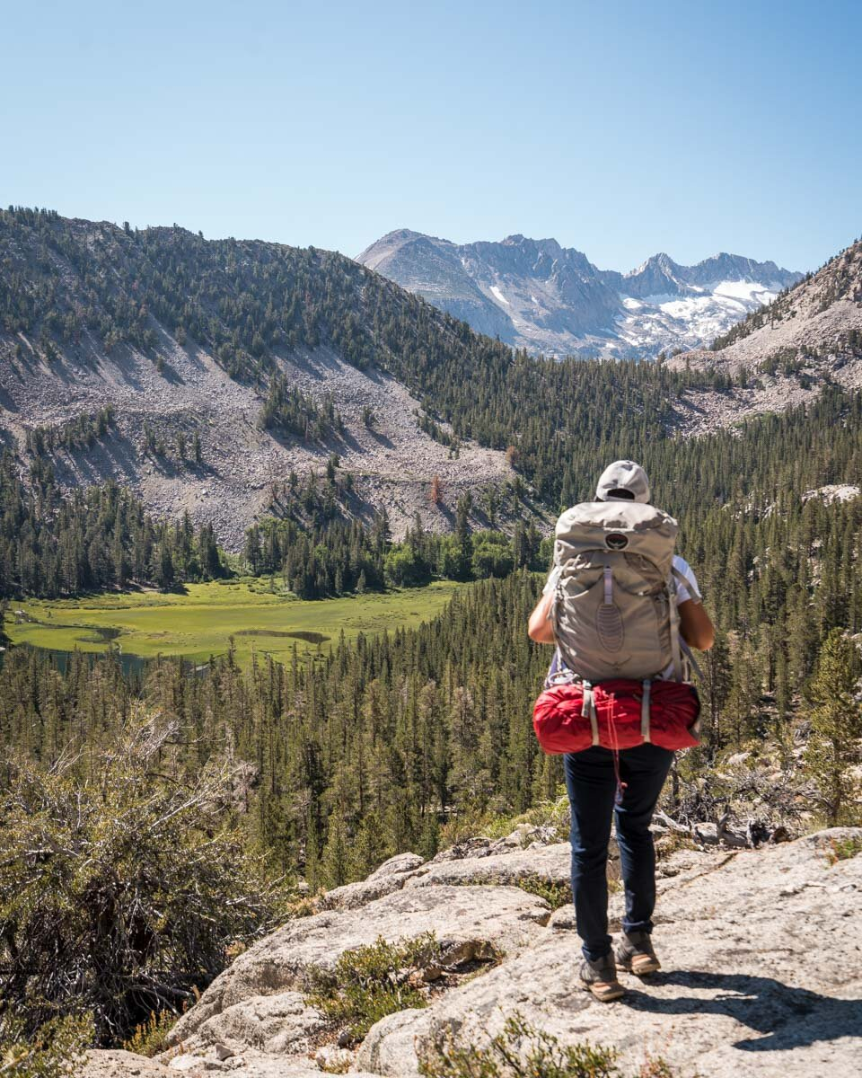 what to bring backpacking