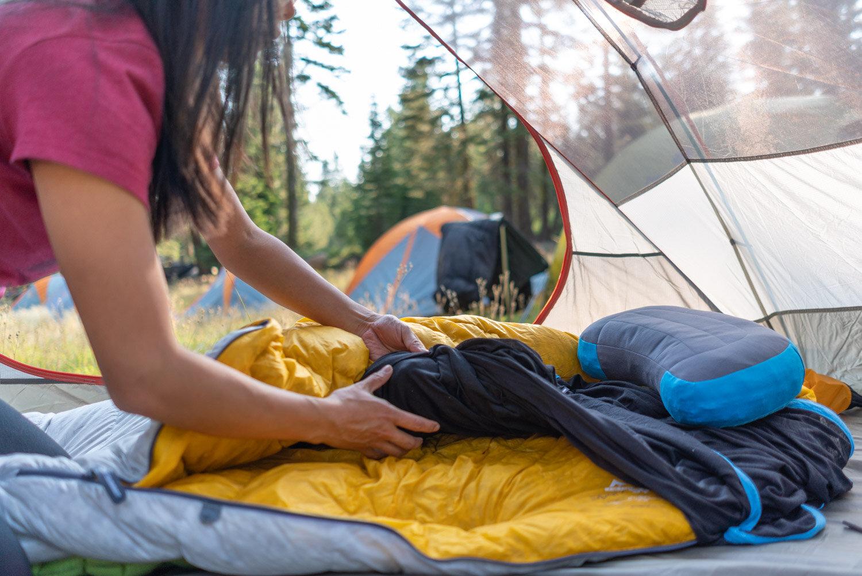 women's backpacking gear pack list