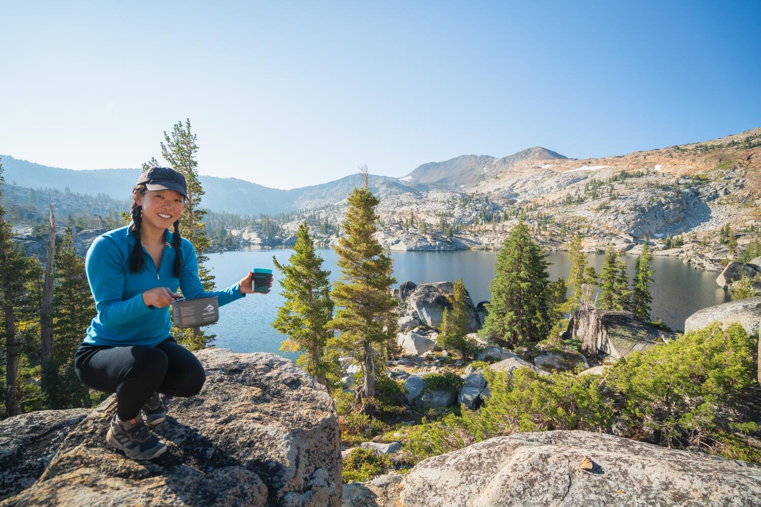 backpacking pack list cooking