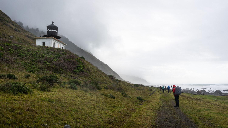 The decommissioned Punta Gorda Lighthouse