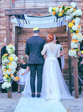 Our Wedding! Photo via  Jason Hooper Photography