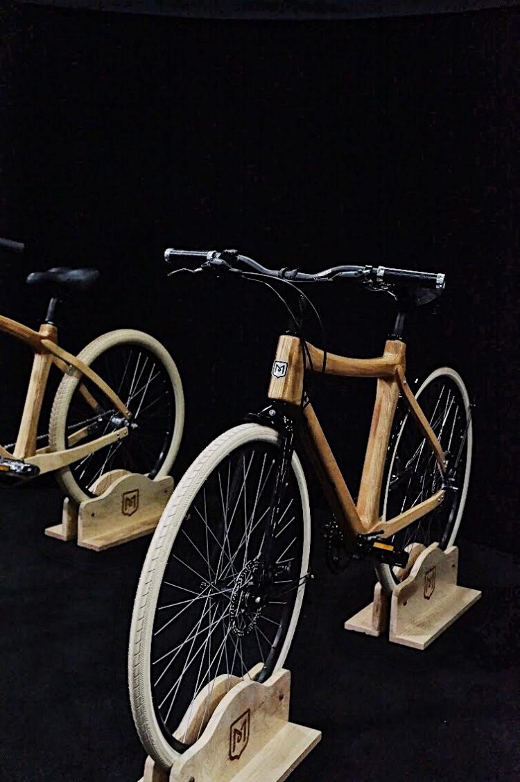 dwell on design materia bikes