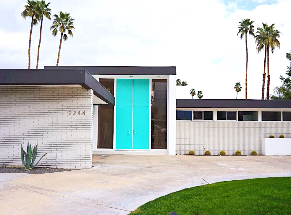 Color Doors Palm Springs