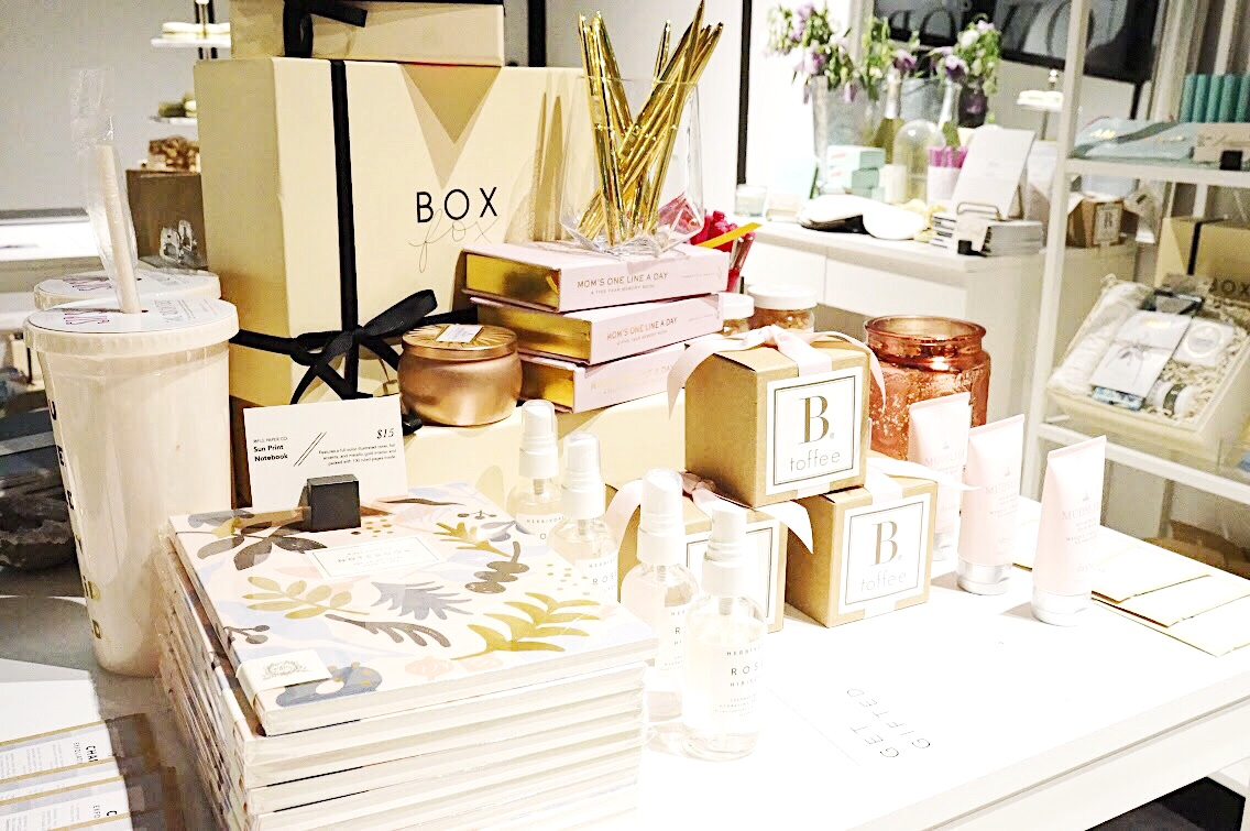 BOXFOX struktr studios pop up