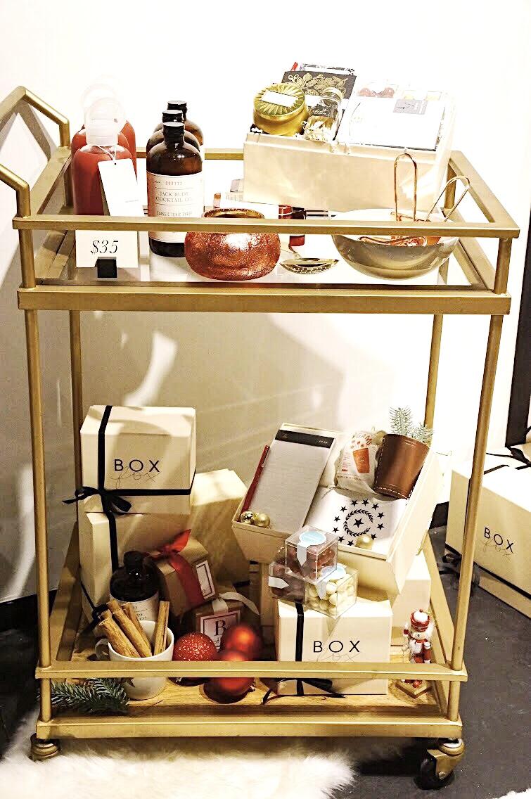 BOXFOX Holiday Gift Giving