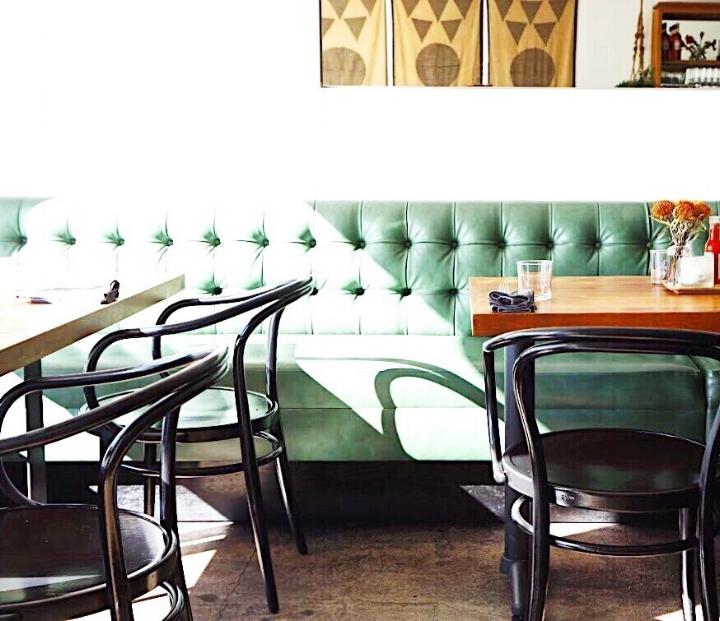 Ostrich Farm Restaurant Interiors Photography