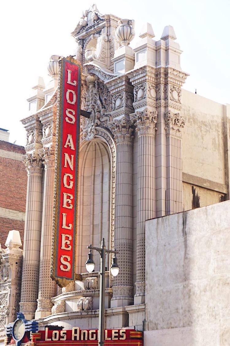 Los Angeles Theater, DTLA