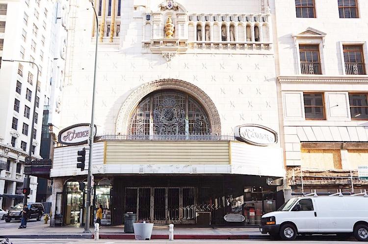 Tower Theater, DTLA