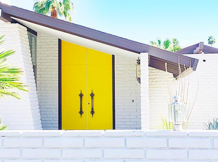 Yellow Door Palm Springs