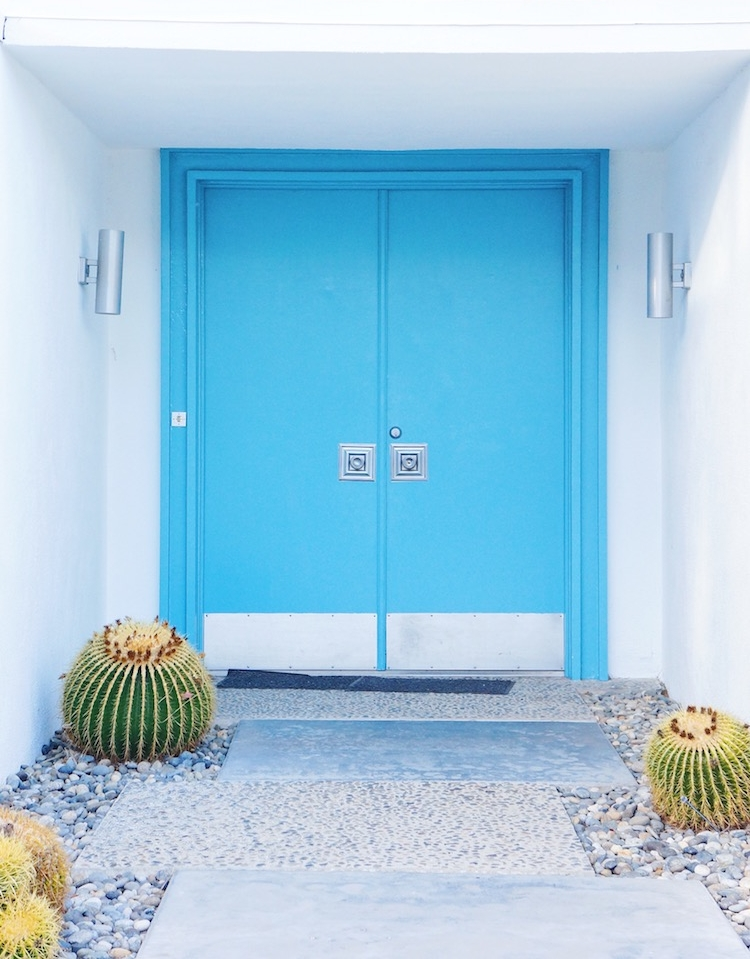 Blue Door Palm Springs
