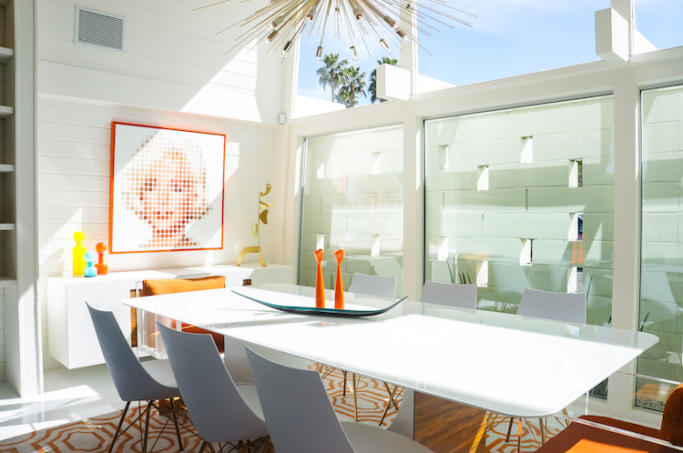 Palm Springs Interior Photography H3k