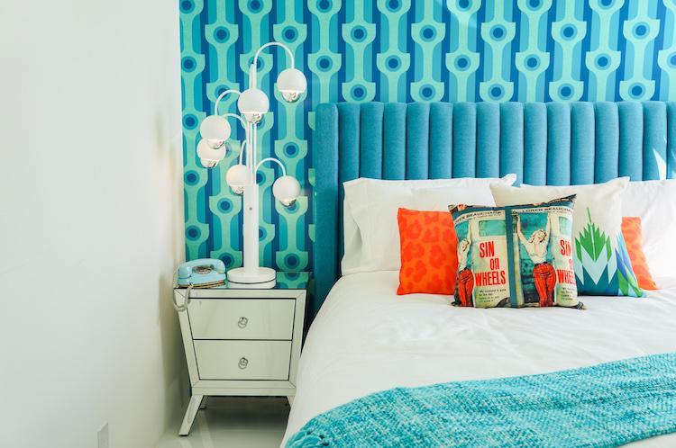 Palm Springs Wallpaper Design H3K