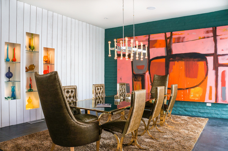 Modernism Week 2018 Showcase House Interior Photography