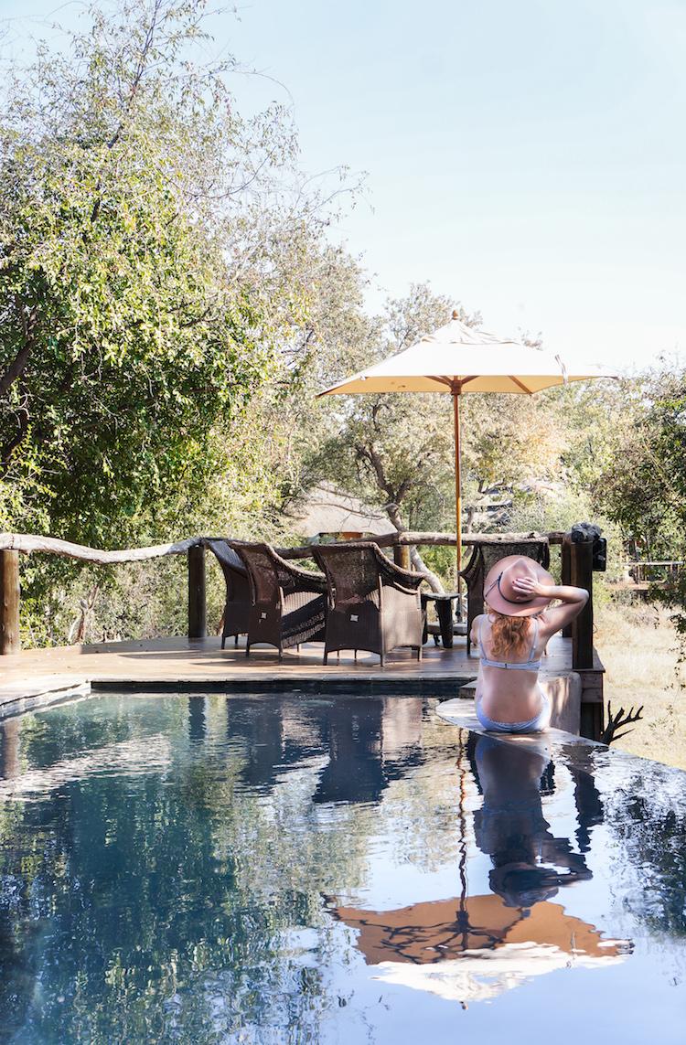 The pool @ Motswiri