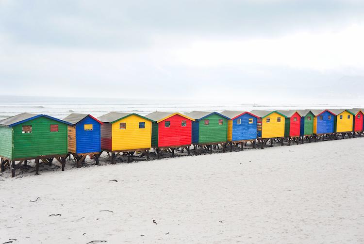 Muizenburg Beach Cape Town