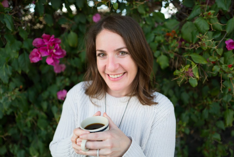 Shreebs Coffee Founder, Casey Goch. Photo by David Benhaim