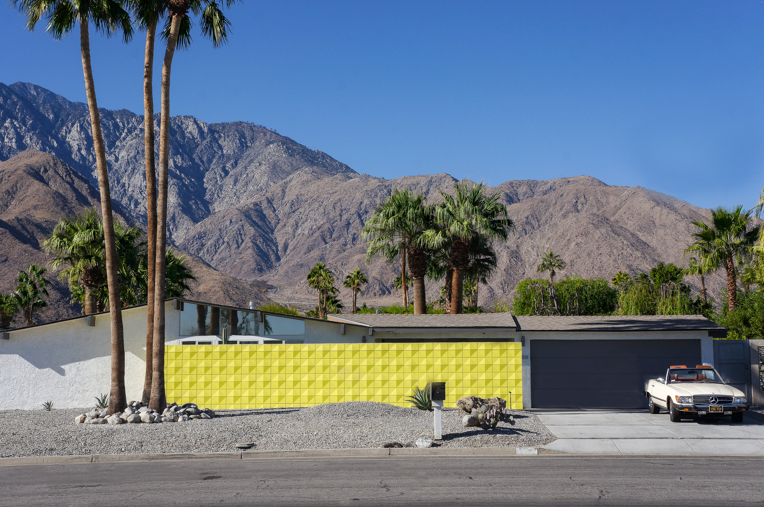 Great Airbnb Photography Palm Springs