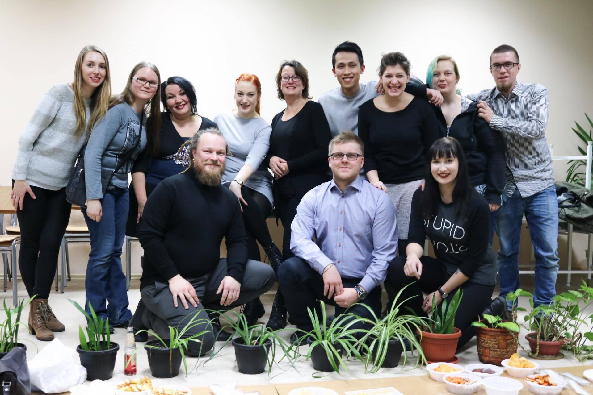 Team DevLAB in Bulgaria
