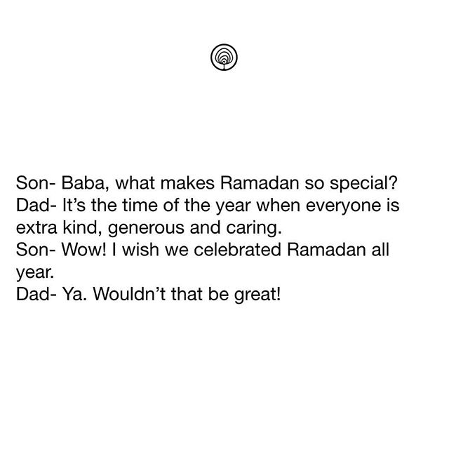 Wouldn't that be great!! #ramadan  #positivekuwait  #alnowair  #kindness #kuwait #onemillionsmileskuwait  #positivity