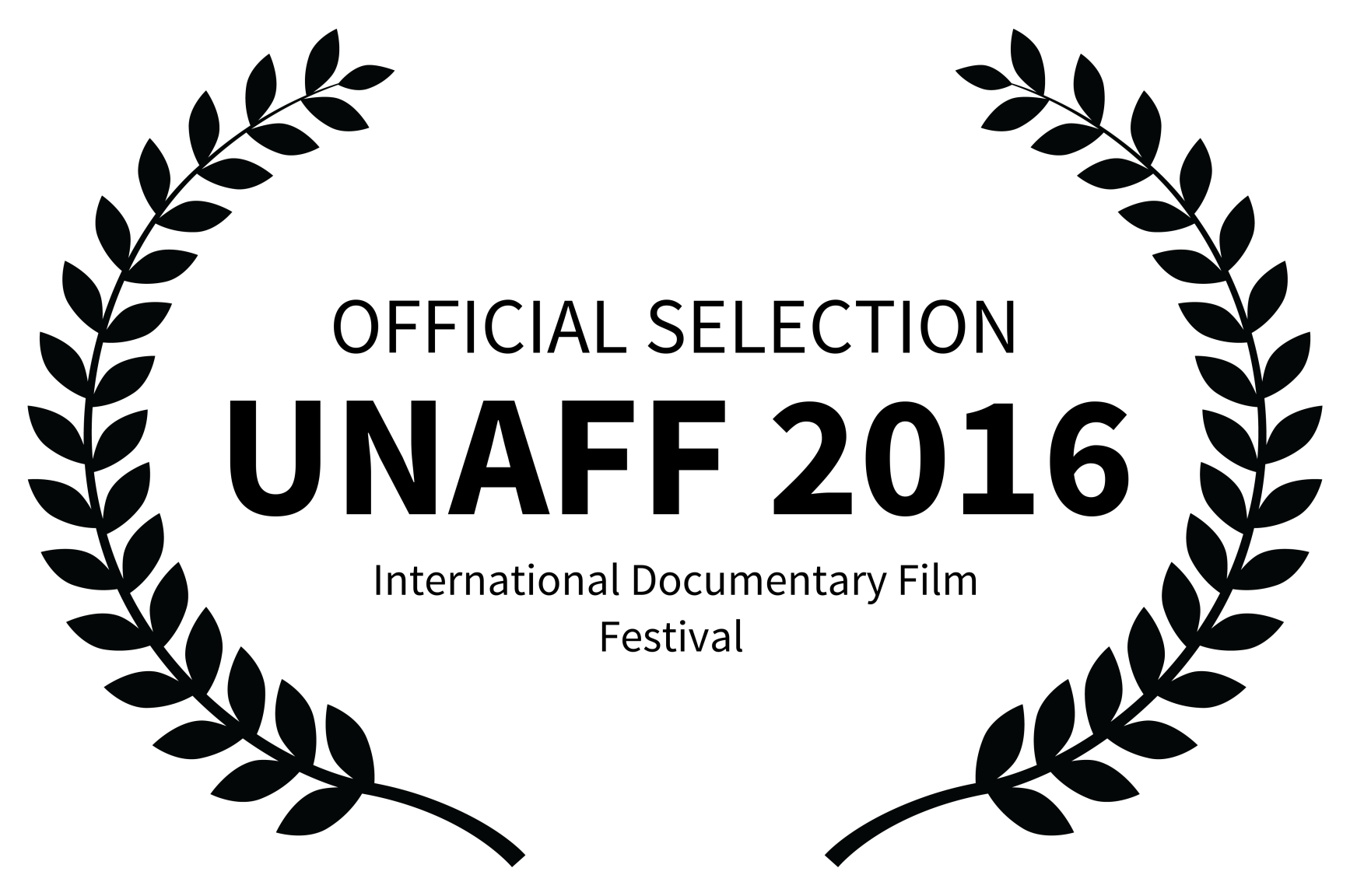 OFFICIAL SELECTION - UNAFF 2016 - International Documentary Film Festival .png