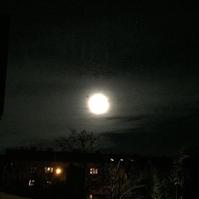 Supermånen!