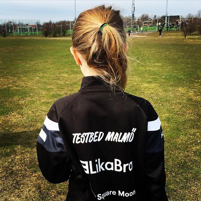 #testbedstudio är nu stolt sponsor av Hyllie IK F05/06!