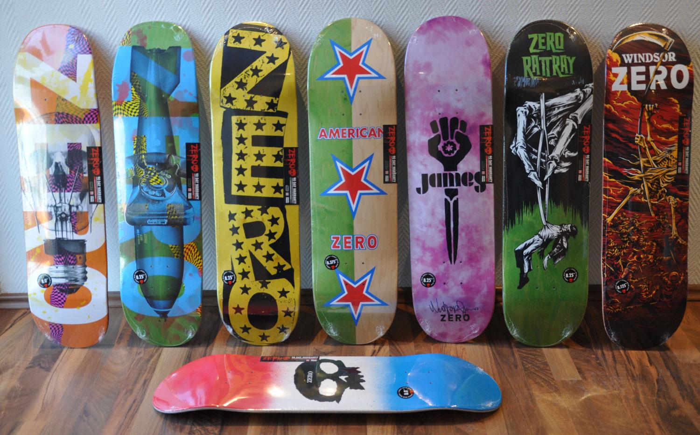 Einige der neuen Modelle
