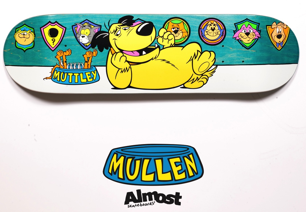 Almost Skateboards Hanna Barbera Mullen.jpg