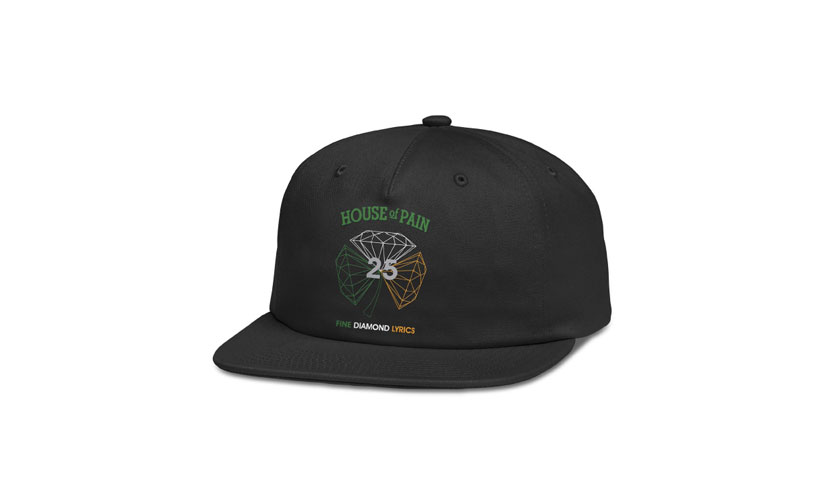 House of Pain X Diamond Cap