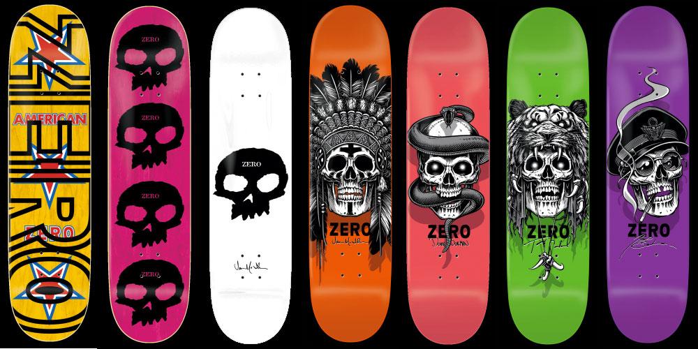 Zero Skateboards Urban Supplies