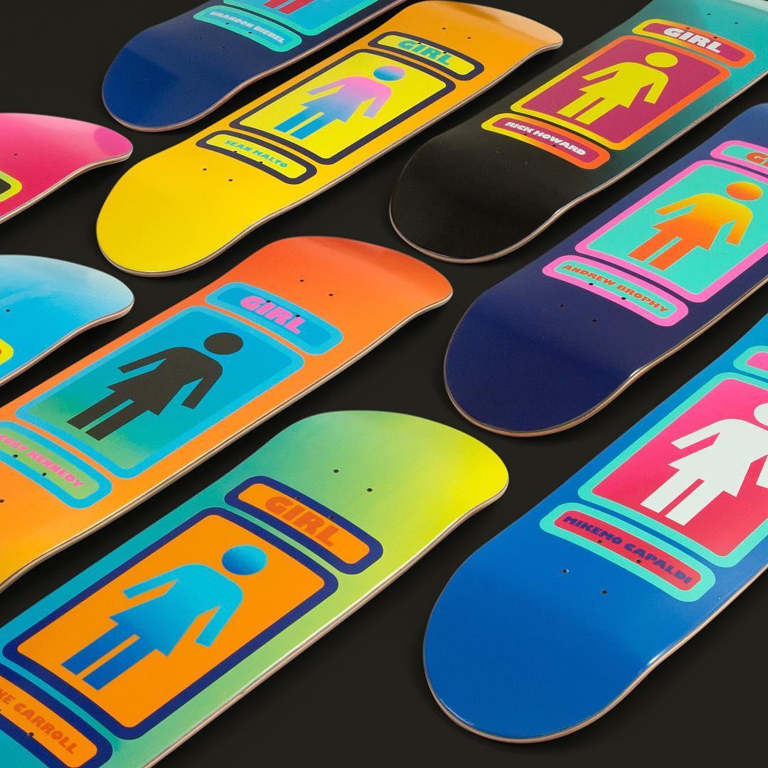 Girl Skateboards Til Infinity WR35