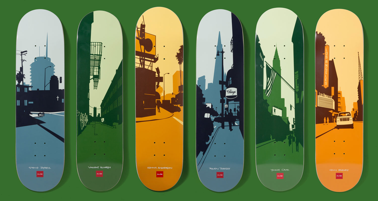 chocolate Skateboards city-serie.jpg