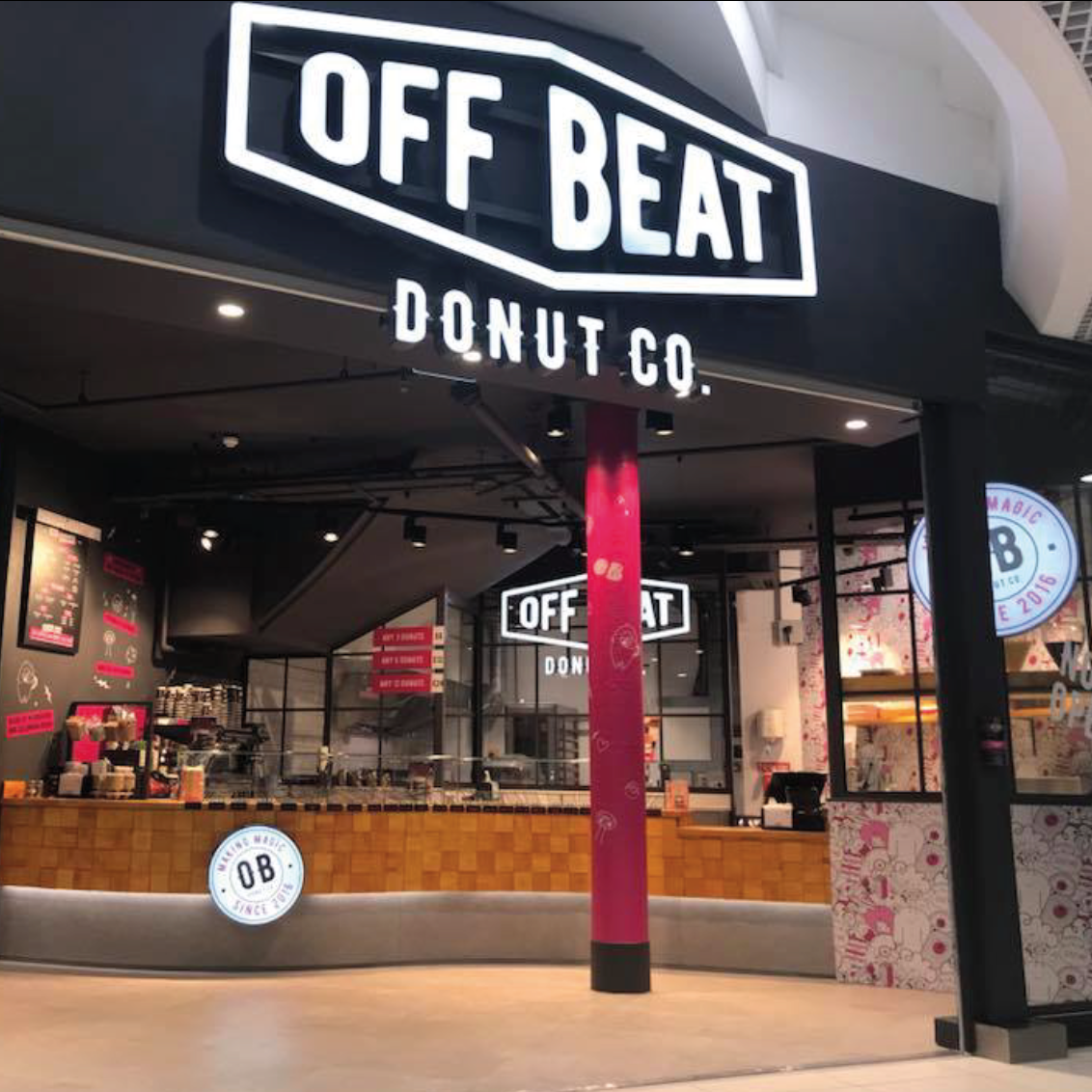 Off Beat Donut Co