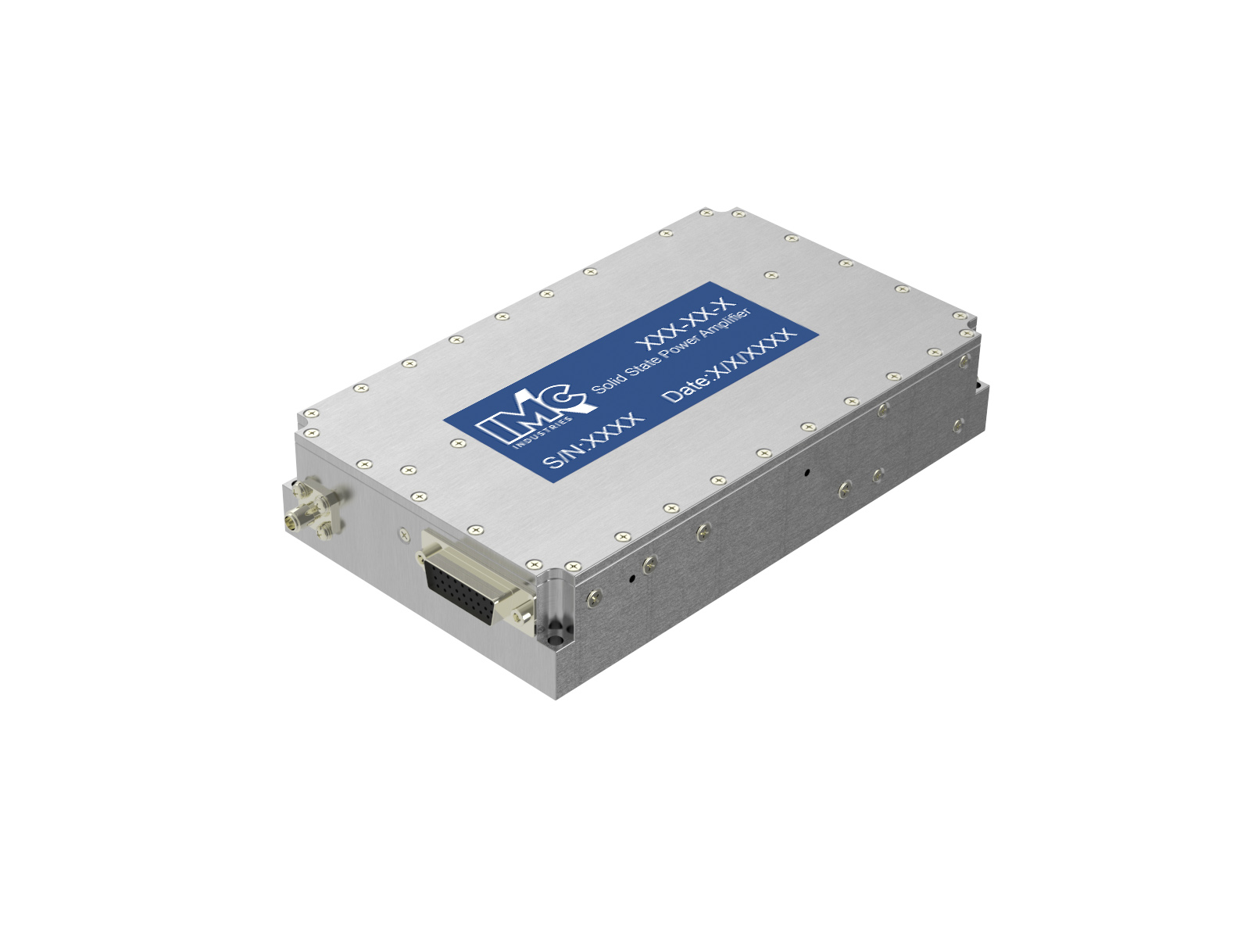 Small Solid State Power Amplifier