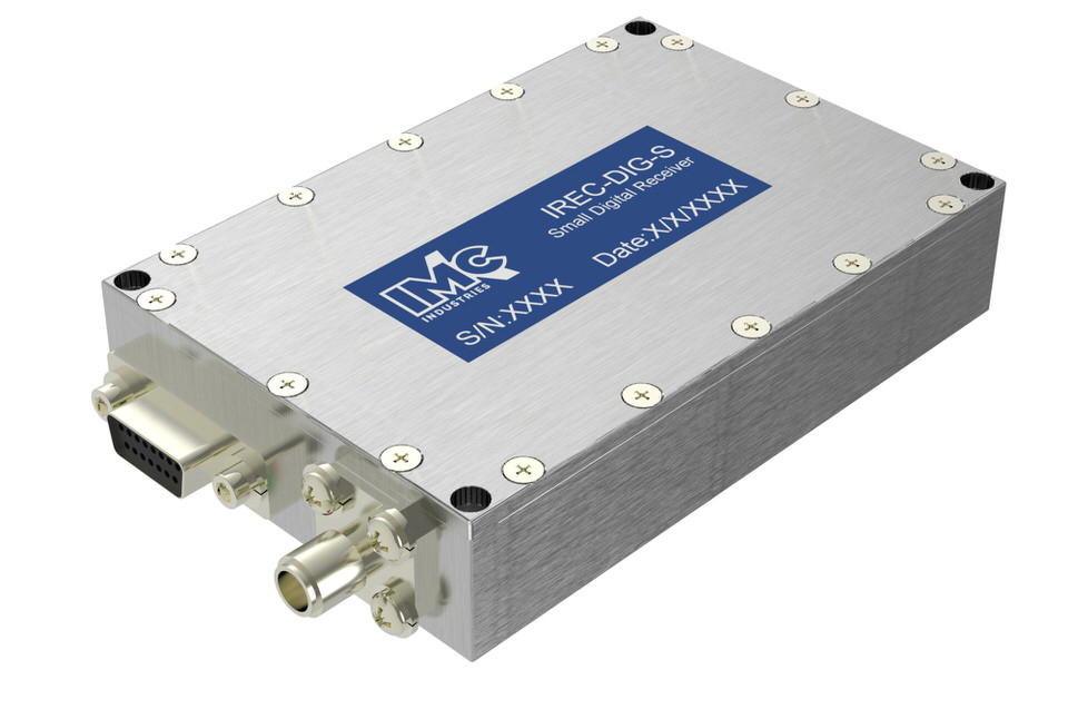 Small Telemetry Receiver