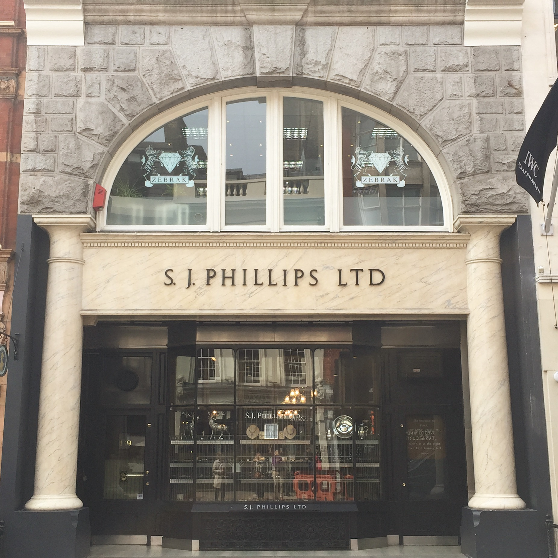 The untold delights of S.J.Phillips... making peopledrool since 1869!