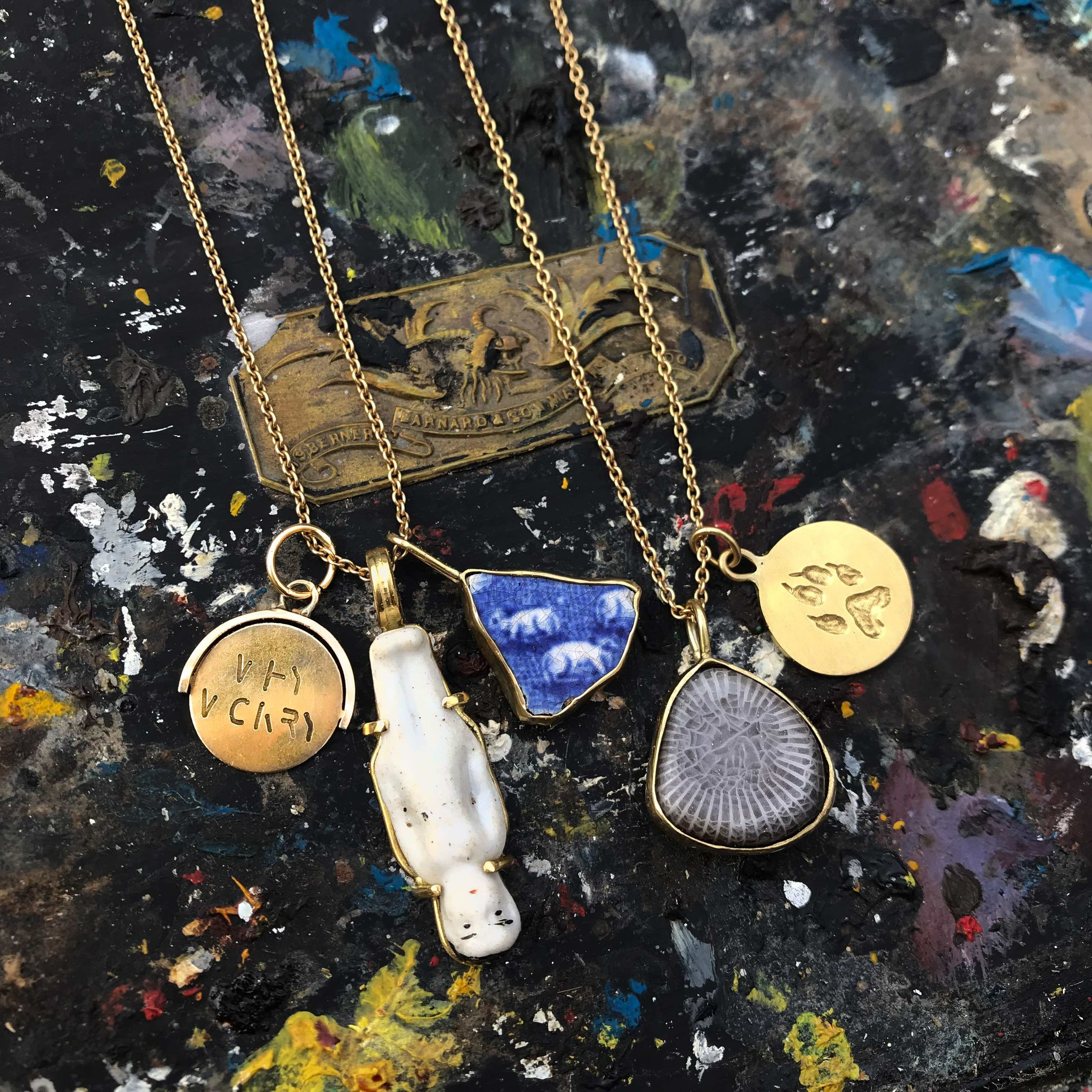 HANNAH PETERS_Found Talismans and Amulets 1.jpg