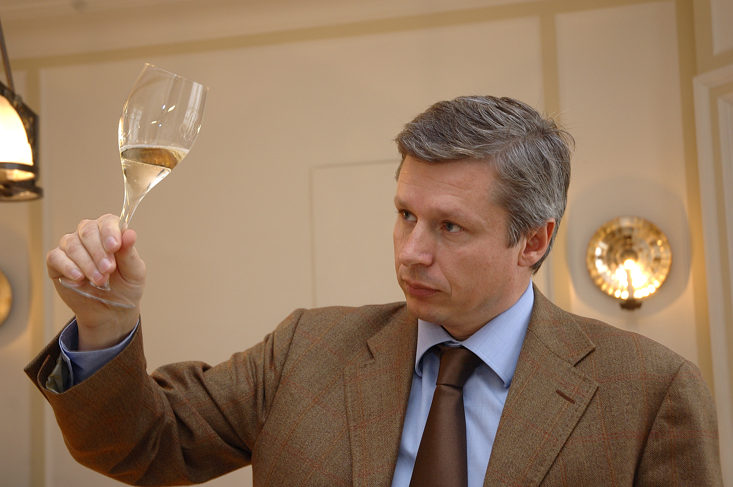 Jean-Baptiste Lecaillon, Chief Winemaker at Roederer