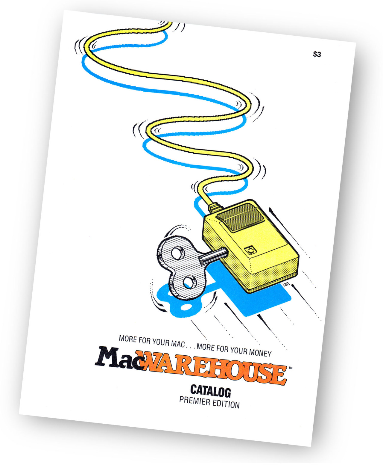 Macwarehouse Catalog Cover