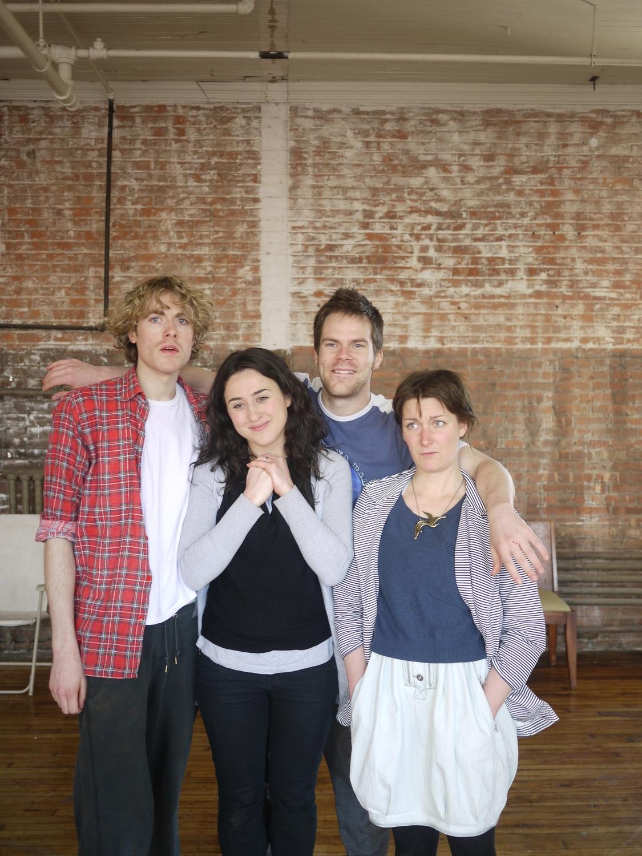 The Family Rehearsals - Public Theatre NY